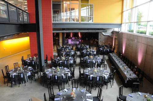 Atrium Reception