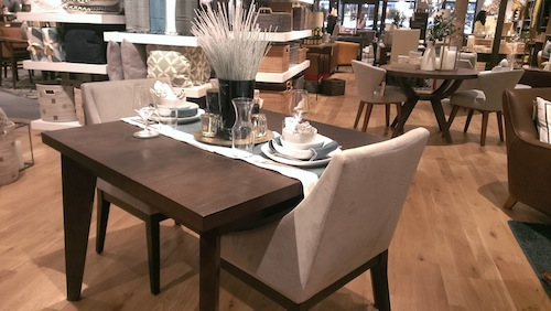 table with place setting